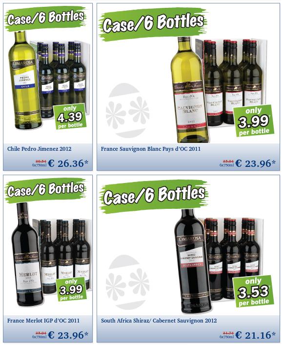 grocery store wine war