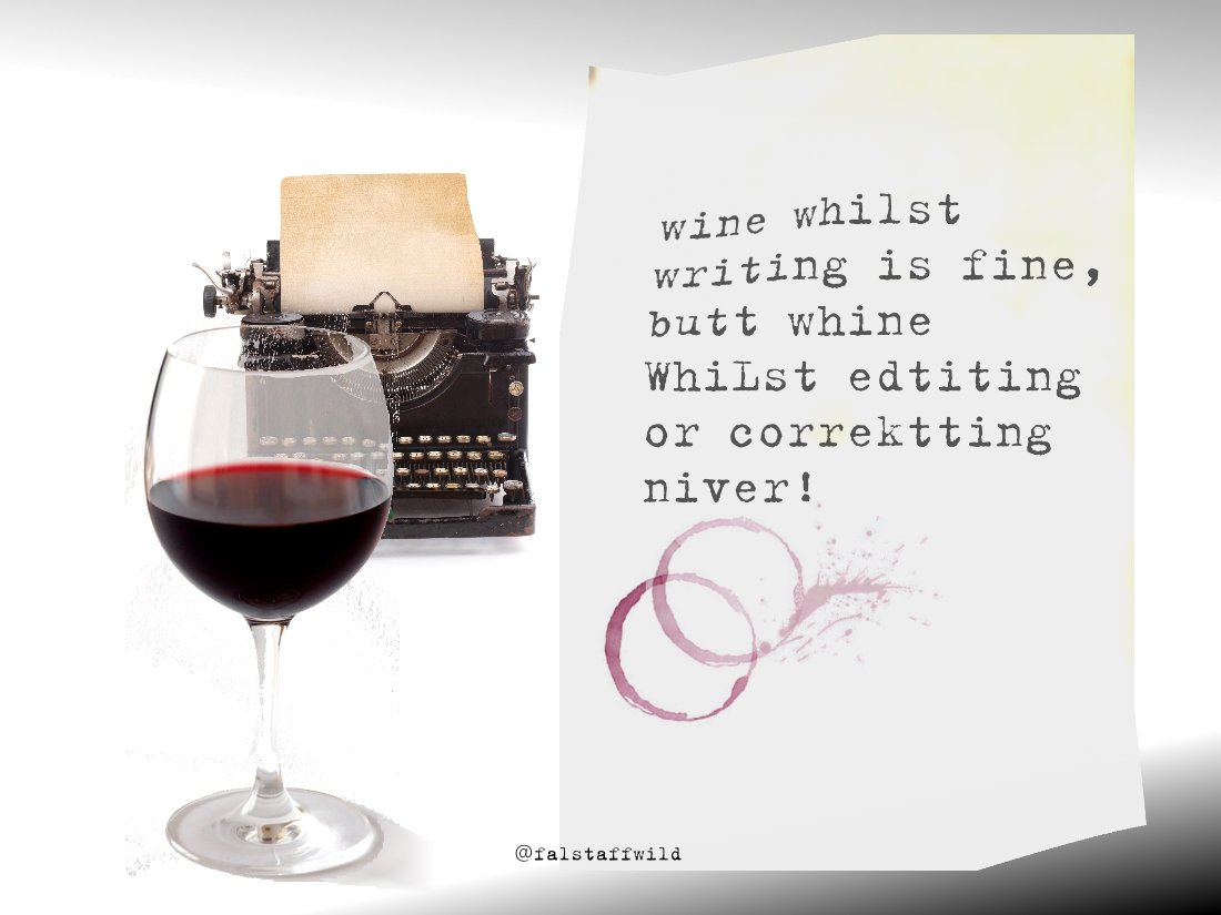 writing about wine