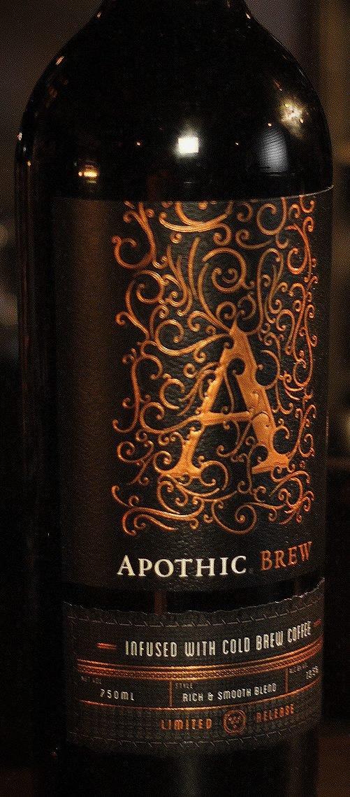 Apothic coffee