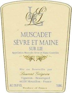 Beauregard Muscadet