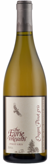 Eyrie Vineyards pinot gris
