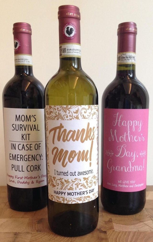 Mother's Day wine 2019