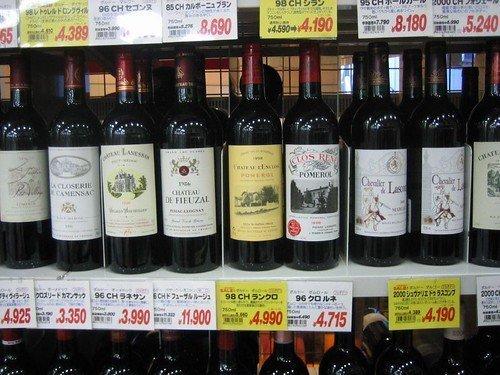 Wine premiumization