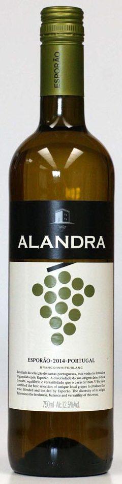 Esporao Alandra Branco
