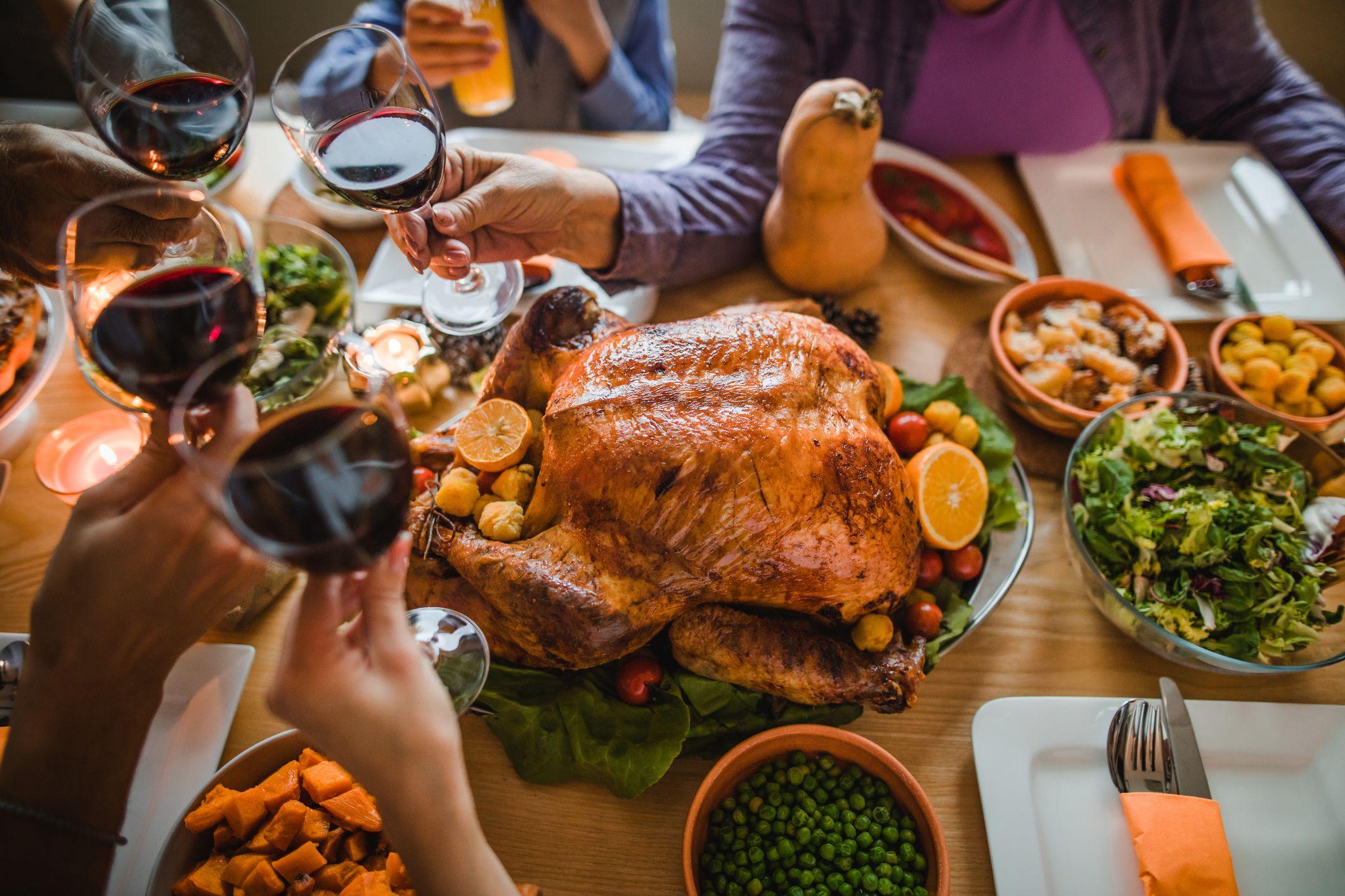 thanksgiving wine 2019
