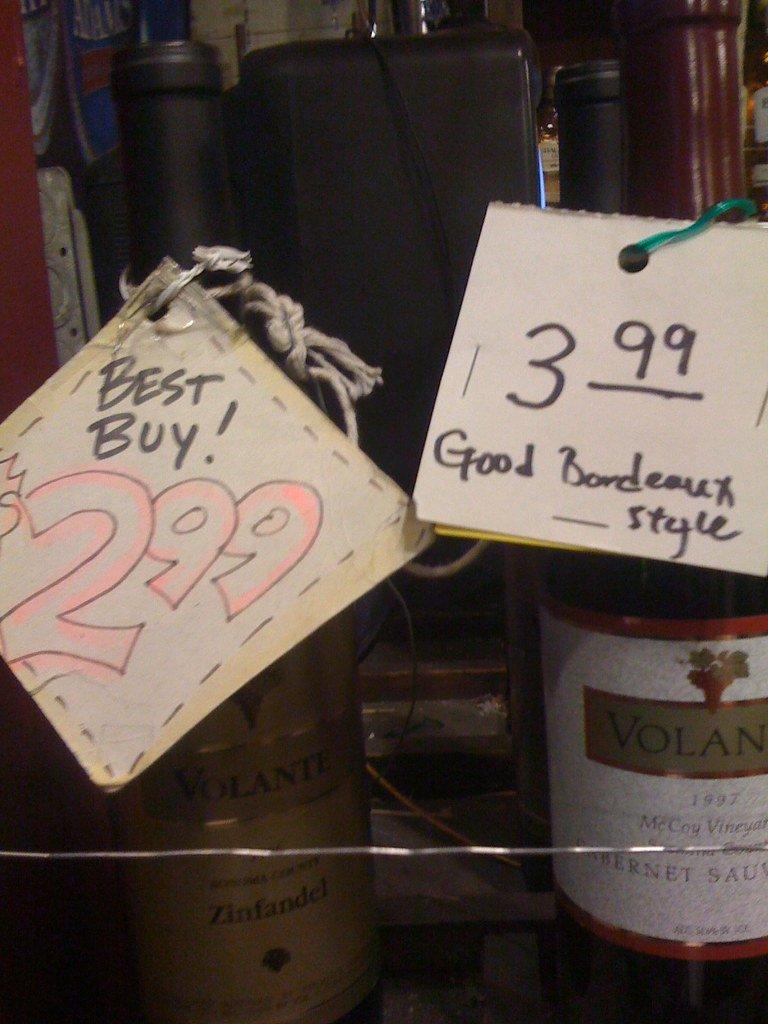 $3 wine challenge