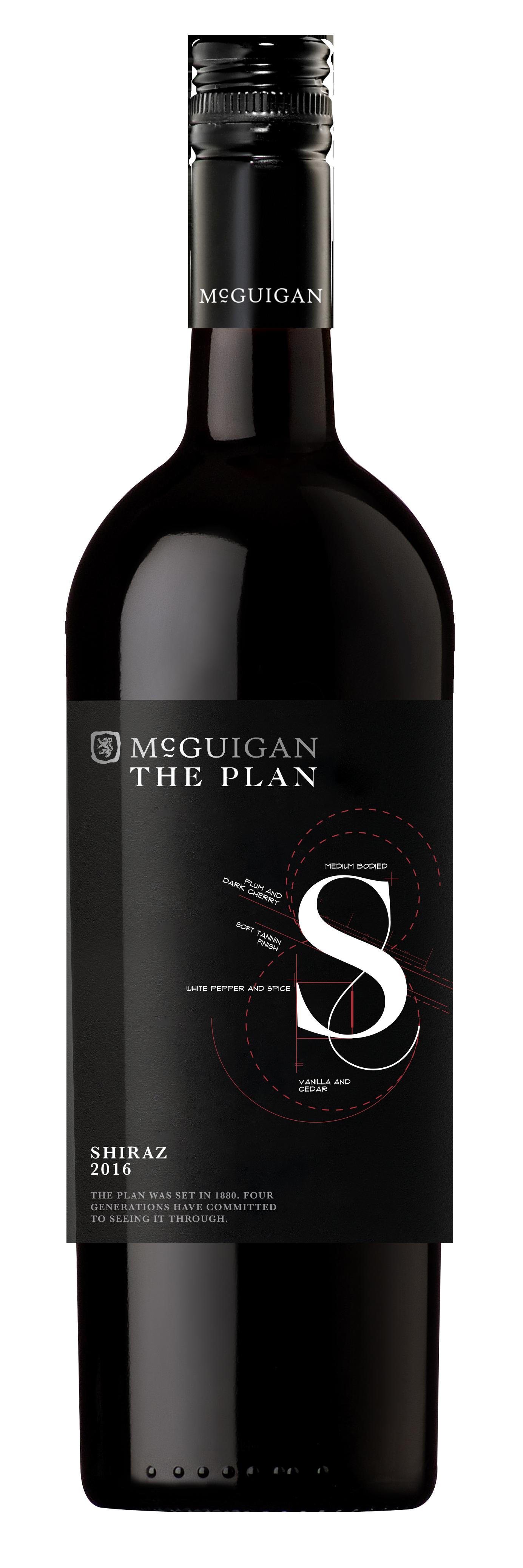 McGuigan The Plan