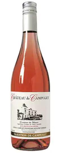 Chateau de Campuget Rose