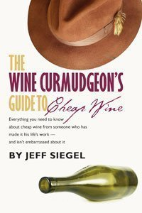 cheap wine book