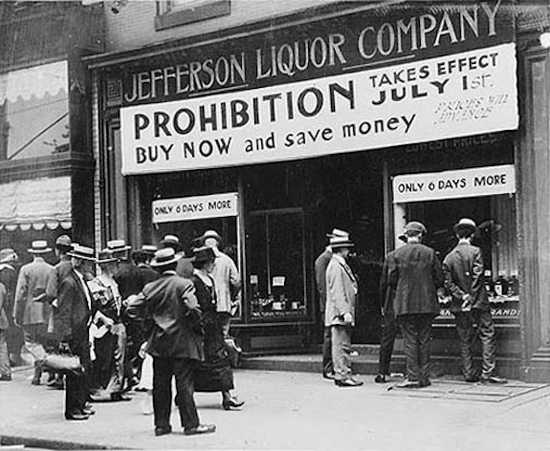 neo-Prohibitionists