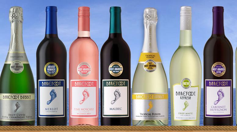 Barefoot wine revie 2015
