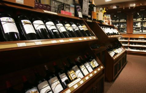 grocery store wine prices